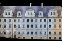 Fassadenorthophoto