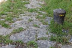 Signalisierung am Boden