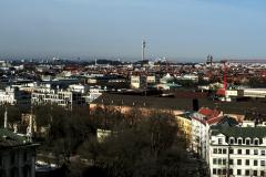 Olympiaturm und Stadion